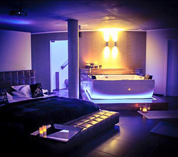 Chambre Avec Jacuzzi Ground Zero Photo